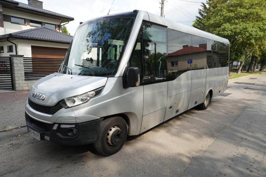 Obrazek Iveco Tour