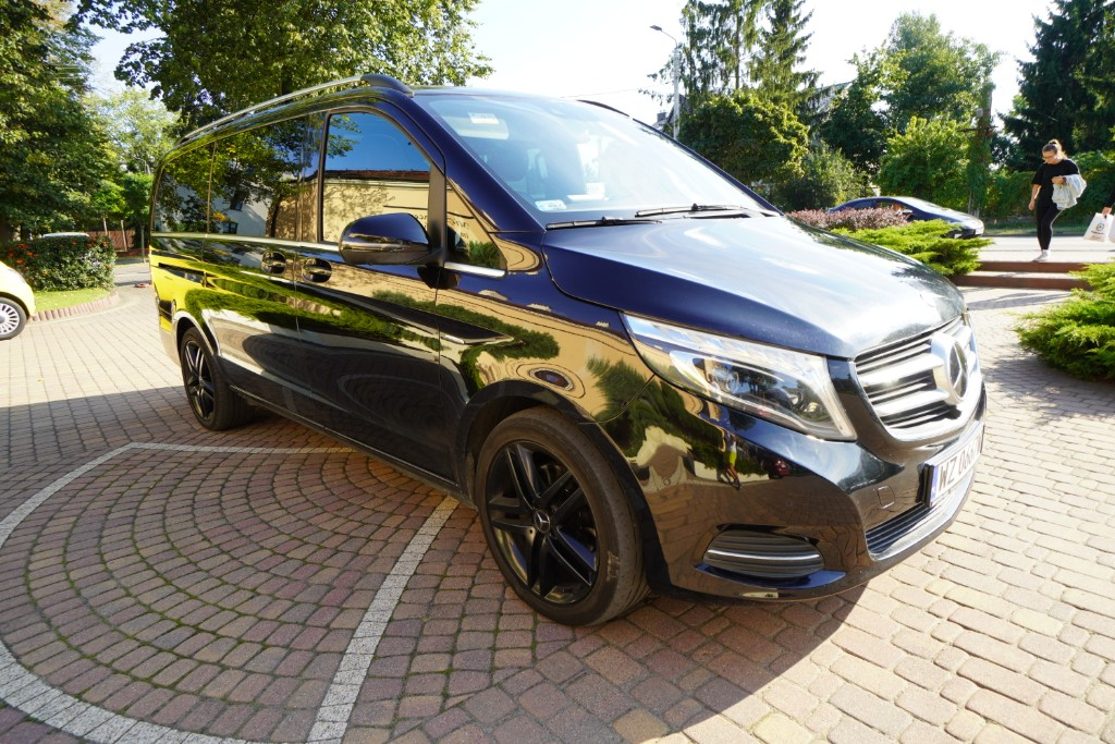 Obrazek Mercedes-Benz Klasa V